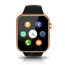 A9 New Smartwatch Besser als GT08 Bluetooth Smart uhr für Apple iPhone & Samsung Android Telefon inteligente smartphone uhr