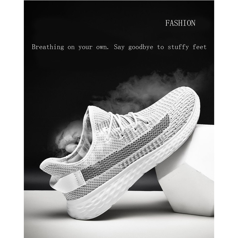 HEBENDUO shoes men Mens Lower Band Super Size Sports Leisure Star Shoes eBay Running Coconut