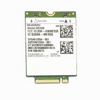 For Huawei ME936 lt4110 4G NGFF M.2 FDD LTE WCDMA/HSDPA/HSUPA/HSPA+ WWAN network Card For HP laptop
