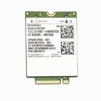 For Huawei ME936 lt4110 4G NGFF M.2 FDD LTE WCDMA/HSDPA/HSUPA/HSPA+ WWAN network Card For HP laptop