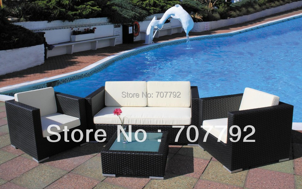Pool Party Swimming Patio Furniture Set