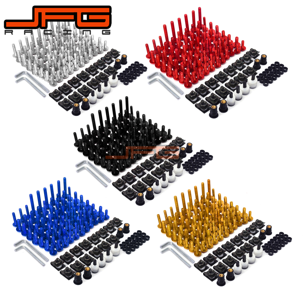 Motorcycle Custom Fairing Screw Bolt Windscreen Screw For BMW DUCATI HONDA KAWASAKI KTM DUKE SUZUKI YAMAHA TRIUMPH APRILIA motorcycle amber 14 led turn signal light indicator blinker flashers for yamaha honda suzuki kawasaki ducati bmw ktm aprilia