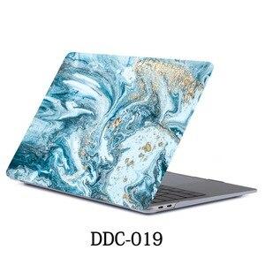 Image 4 - Nouvelle vente chaude housse pour ordinateur portable pour Macbook Pro 13.3 15.4 pouces Pro Retina 12 13 15 avec nouvelle barre tactile pour Macbook Air 13 11 étui