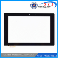 Pantalla táctil digitalizador de vidrio para Sony Tablet Xperia Z2 SGP511 SGP512 SGP521 SGP541 10 1