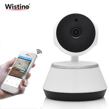 CCTV 720P WiFi Mini Baby Monitor Wireless IP Camera PTZ P2P Indoor Surveillance Security Camera Home Video Monitor Night Vision(China)