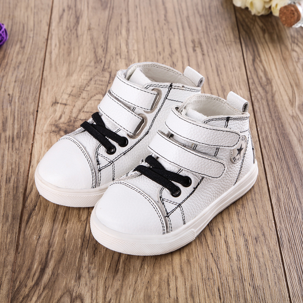 Spring Autumn Children Sneakers cool Boys Girls Shoes New Stars Children boots Shoes Kid ...