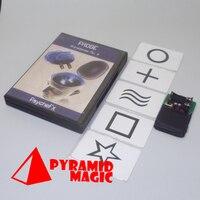 Free Shipping! Probe RhineSense Mk. 4 (ESP card version + DVD),card magic,gimmick,accessories mentalism,Magic trick,high quality