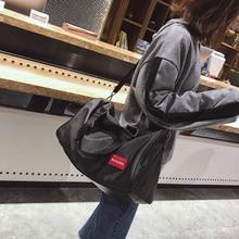 2019 new wave European and American women's bag ladies handbag large capacity big bag fashion simple shoulder bag Messenger bag цена и фото