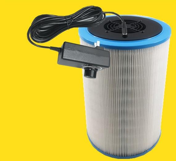 Air Purifier For Xiaomi Homemade Diy Air Cleaner Hepa Filter Remove Pm2 5 Smoke Odor Dust Formaldehyde Tvoc Car Deodorization