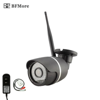 BFMore Wireless Audio 1080P 2MP IP Camera Sony HD Wifi Cam 36LEDs Night Vision FTP Email