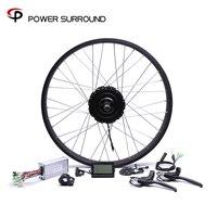 2020 מיהרו 48v750w Bafang שומן אחורי אופניים חשמליים המרת ערכת Brushless מנוע גלגל עם 20 ''26''rim-במנוע לאופניים חשמליים מתוך ספורט ובידור באתר