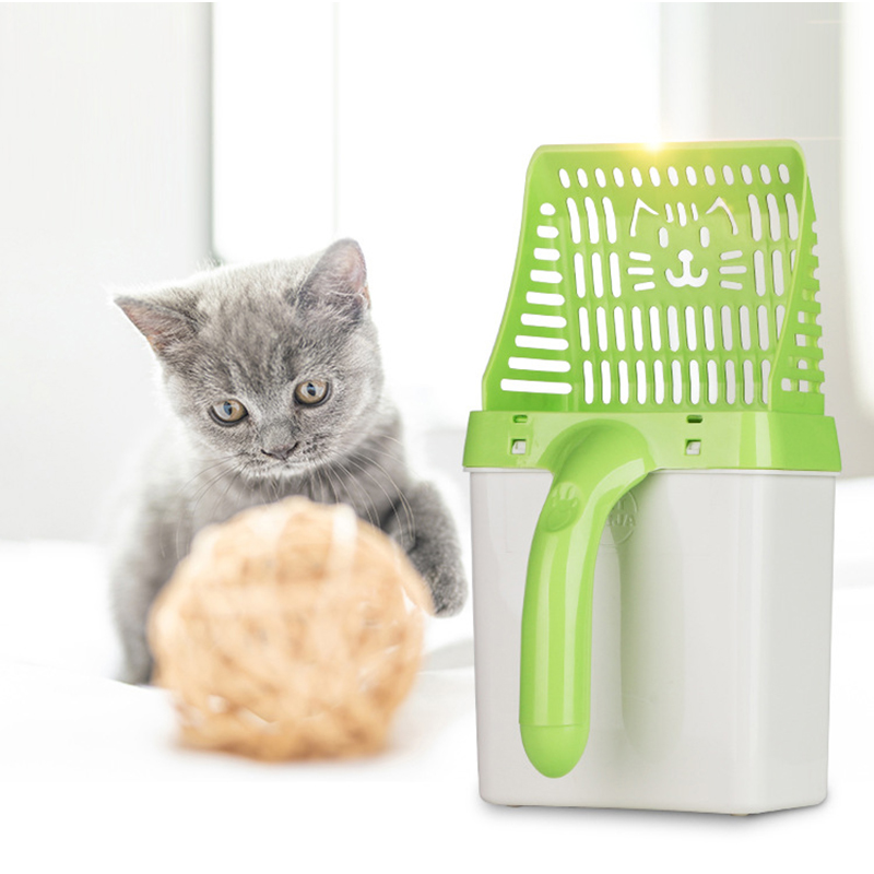 Purrtoys Cat Toilet Training Kit Convenient Disappearing Litter Box T Clean