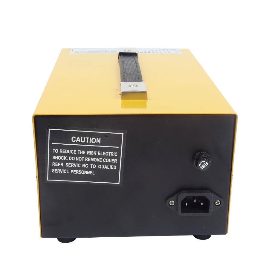 Käeshoitav laserpunkt-keevitaja ehtekeevitusmasina kaelakee - Keevitusseadmed - Foto 3