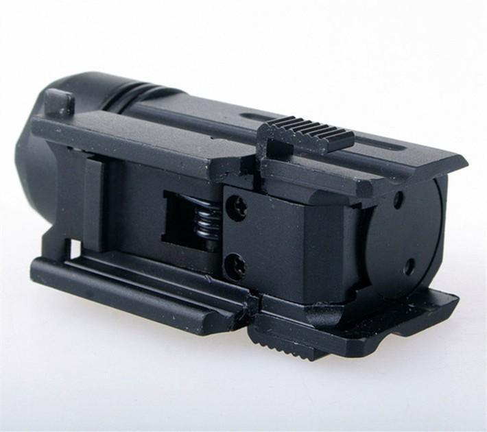 Caccia chasse arme lumières Dot Laser vue lampe de poche LED 2in1 Combo pour pistolet pistolets 1911 M9 Glock 17,19, 20,21, 22,23, 30,31, 32 - 6