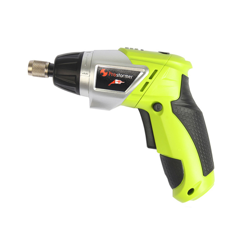 цена на Multifunction Electric Screwdriver rechargeable screwdriver machine 3.6V lithium battery of household electric drill