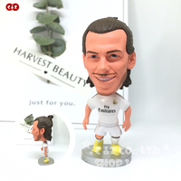Soccerwe Dolls Figurine Football Stars Bale 15 16 Movable Joints Resin Model Toy Action Figure Dolls