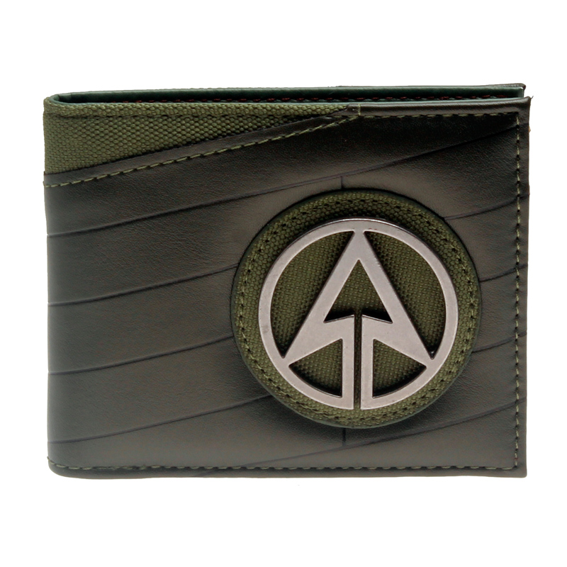 Green Arrow Women's Hero Wallet Women Purse   DFT-1824