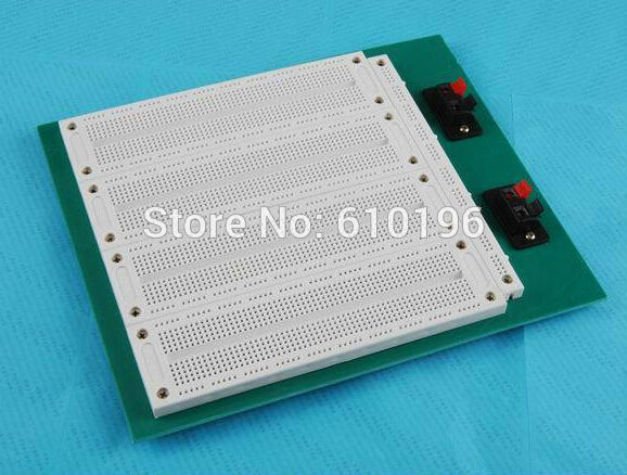 SYB 500 4 in 1 SYB 118 4 High quality Breadboard Experimental Board With Base Plate