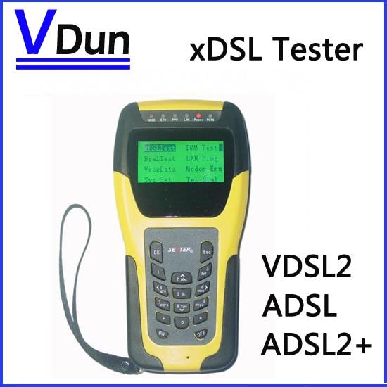 vdsl2 tester st332b adsl wan lan testeur xdsl ligne test equipment livraison gratuite dans de. Black Bedroom Furniture Sets. Home Design Ideas
