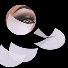 100pc Disposable Under Eye Pads Eyeshadow Shields Professional Eyelash Extensions Pad Eyeliner Patch Lip Shield Makeup Protector