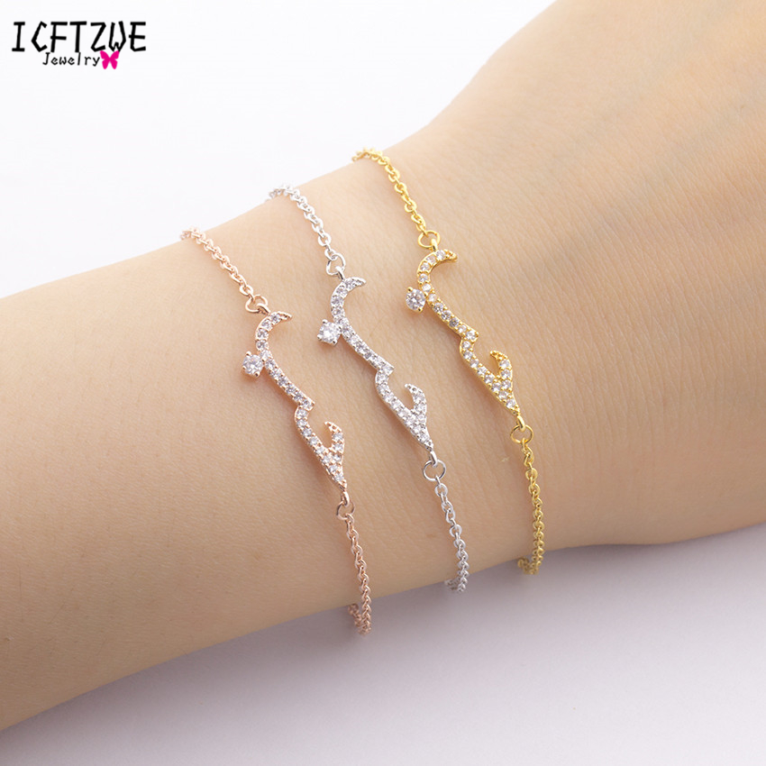 Fashion Stainless Steel Gold Bracelet For Women Arabic Islam Boho Jewelry  Saudi Hand Chain Statement Bracelet Christmas Gift