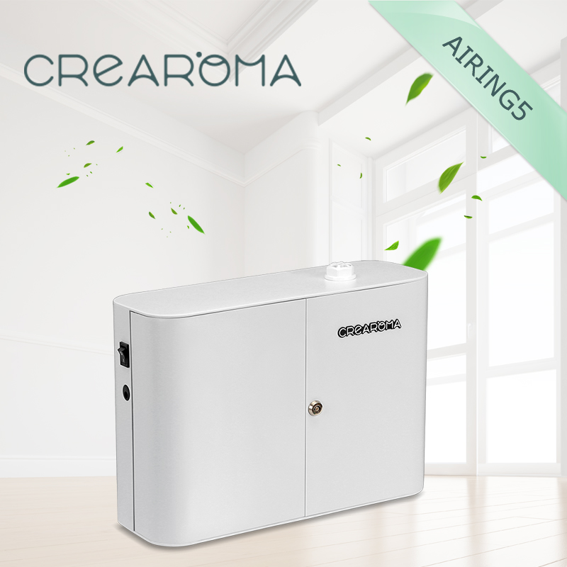Crearoma Fragrance Machine HVAC 3000m3 Aroma Scent Unit 5 000m3 aroma machine 500ml cartridge 200v fragrance machine scent unit dispenser aroma system 1 year warranty