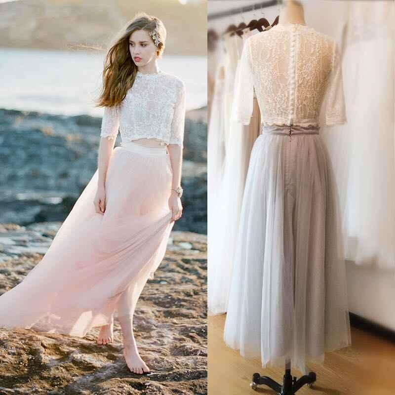 cf15757a839 Wedding Bolero long sleeve Lace Bridal Wraps for Wedding Party Prom White  Jacket Bolero lace jacket
