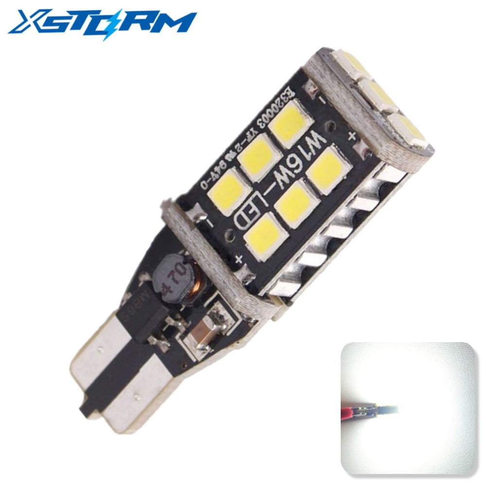 2005 2009 ford mustang 2x hid white 921 led reverse light bulb backup - T15 T10 Led Bulb Super Bright Canbus Obc No Error 15 Px Chipsets For Reverse Light