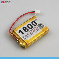 In 1800mAh 503446 2 3 7V Core Polymer Battery 503545 2 Cordless Telephone Machine Learning Rechargeable
