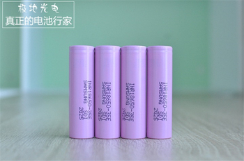 100% Original for SAMSUNG INR 18650 -35E 3.6v 3.7V 3500mAh lithium-Ion Li-ion Rechargeable chargeable Batteries cell