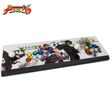 2019 china online shopping Double arcade games console+Pandoras Box 6 board