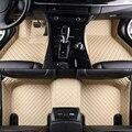 Personalizado esteras del piso del coche para SsangYong Korando Actyon Kyron Rexton Presidente styling accesorio del coche del coche alfombra del piso