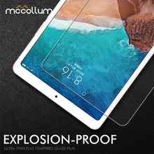9H Tempered Glass For Xiaomi Mi Pad 4 Screen Protector 8.0 Protective Film for xiaomi MiPad 4 Plus Pad4 MiPad4 Tablet Glass 10.1 9h 2 5d 0 28mm protective tempered glass screen protector for xiaomi 4 transparent