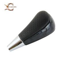 Free Delivery Peach wood Leatherwear Automatic Transmission Gear Shift Knob For Lexus 430 ES IS RX old LS LS GS