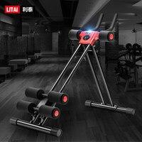Tb203 хорошие брюшной устройства, упражнения, оборудование здания тела, дома упражнения, тренировки мышц живота, талии