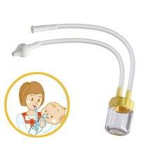 Безопасный Очиститель носа для новорожденных, вакуумный отсасывающий носовой аспиратор, аксессуары для защиты от гриппа