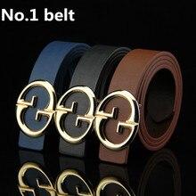 2016 new double g belt ceinture g luxury belts men orange pione dress guchi Designer high quality women/men belt gg brand