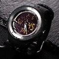 Мужские спортивные часы  супер тонкие  с шагомером  фирменные  Роскошные  электронные  светодиодные  цифровые  наручные часы для мужчин