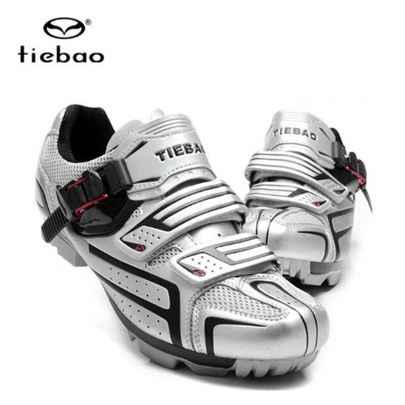 Tiebao sapatilha ciclismo mtb Cycling shoes 2017 zapatillas deportivas mujer hunting Outdoor Sports Bicycle men sneakers women tiebao tb02 b943 men s outdoor sports cycling shoes black white pair size 42