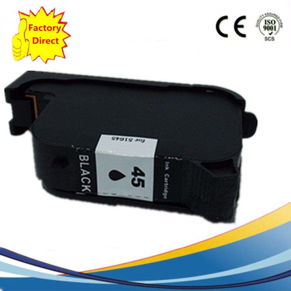 Cartuchos De Tinta Remanufacturados Para Hp 45 Xl Hp45 Deskjet 710c Cartridge Black Original 720c 815c 832c 850c 930c 980c 6120 9300 1000 1000c 1000cse 1000cxi Memang Store