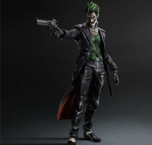 Play Arts Kai Figure Bat Man Joker Figure Bat-man Jack Napier Arkham Origins The Joker 25cm Action Figure Doll Toys Kids Gift