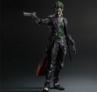 Play Arts Kai Figure Bat Man Joker Figure Bat man Jack Napier Arkham Origins The Joker 25cm Action Figure Doll Toys Kids Gift