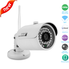 FULL HD 1080P Wireless Wifi IP Camera ONVIF FULL HD 2MP IP Camera Wireless 1080P IR Cut Filter 2 Megapixel Lens CCTV Camara B16W