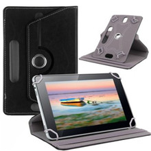 цены Hot Sale New Arrival Folio 360 Rotating PU Leather Folding Case Cover For Universal Tablet PC 10