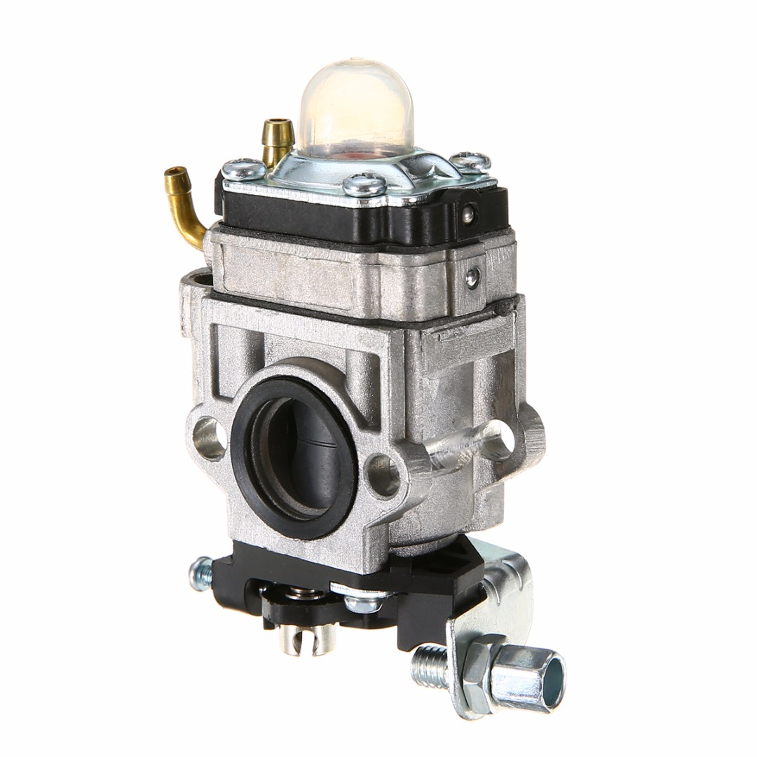 Mayitr 15mm Carburetor For Hedge Trimmer Chainsaw 43cc 47cc 49c Strimmer Brush Cutter Carburettor Parts