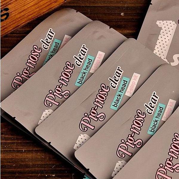 3 Passi Naso Maschera Togli Comedone Kit Per Ridurre I Pori Puliti T Zona Di Set Per La Cura Per Le Donne Degli Uomini 998