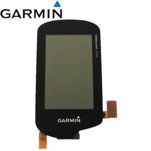 "Image 2 - Tela lcd original de 3 "", tela lcd para garmin oregon 750t, manual, gps, display lcd, touch screen, digitalizador, reparo substituição de"