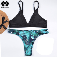 Push Up Thong Beach Wear Brazilian