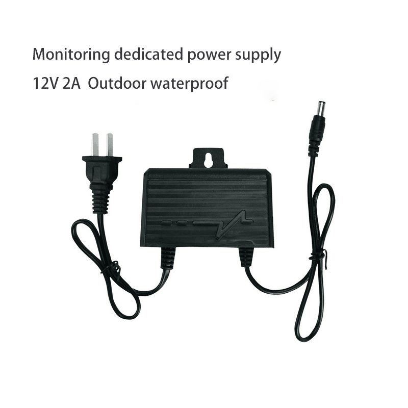 DC 12V 1A 2A Power Supply   Adapter security monitor ip Outdoor waterproof power AC 100V - 240V to DC 12V   For cctv cameraDC 12V 1A 2A Power Supply   Adapter security monitor ip Outdoor waterproof power AC 100V - 240V to DC 12V   For cctv camera