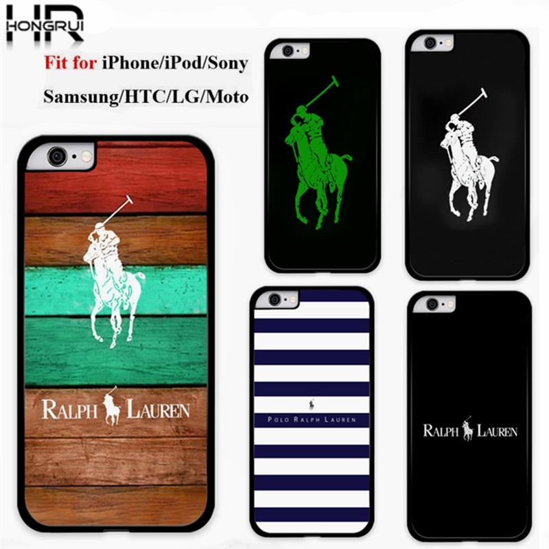 Original Polo Ralph Lauren Phone Cases Cover for iphone 4s 5s 6s Samsung galaxy S3 S4 S5 S6 edge S7 A3 A5 A7 A8 A9 J3 J5 J7 2016
